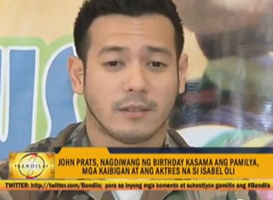 john prats and isabel oli relationship trust