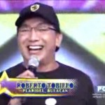 "Robert Tobillo: Joey de Leon Lookalike Performs on ""It's Showtime"" (Video)"
