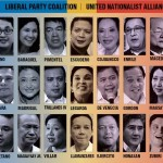 2013 Senatorial Candidates Official List by COMELEC