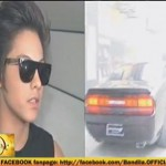 Daniel Padilla's Birthday Gift for Himself a Dodge Challenger Car