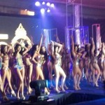 Bb. Pilipinas 2013 Press Presentation on Swimwear (Video)