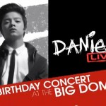 Daniel Padilla Birthday Concert Ticket Details & TV Ad (Video)