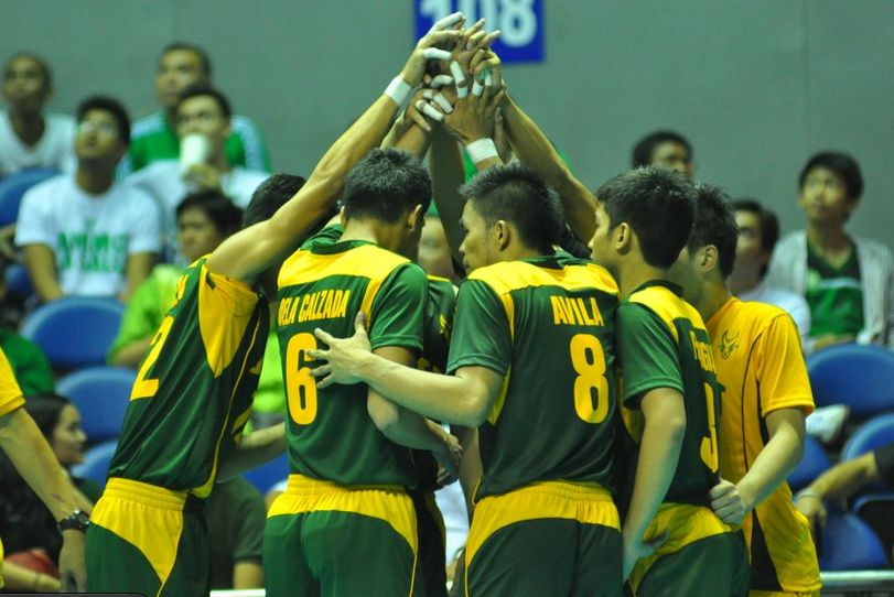 FEU Won Game 2 of the UAAP Men's Volleyball Finals - Philippine News