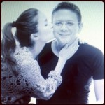 Heart Kisses Chiz Posted Photos on Instagram with Love Message