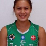 Michelle Gumabao: Finals MVP of the UAAP Women's Volleyball 2013