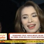Sunshine Cruz Left Cesar Montano After 13 Years