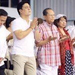 Gordon, Zubiri & Binay Endorsed by White Vote Movement