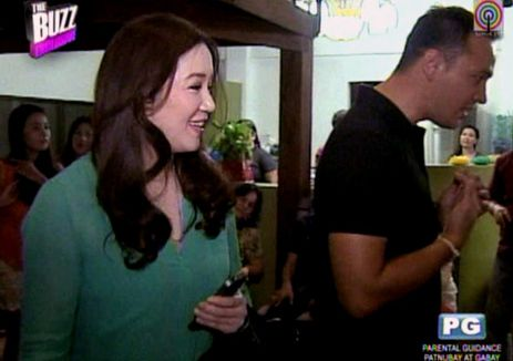 Kris Aquino & Lino Cayetano Dating Rumors Spread ...