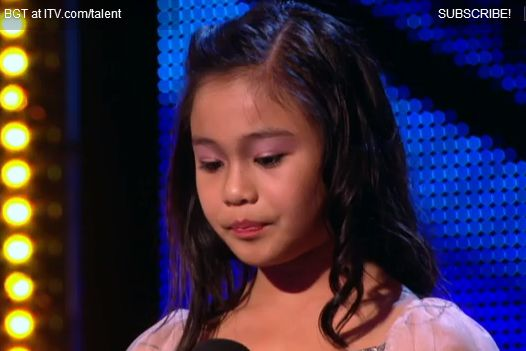 Pinay Britain's Got Talent