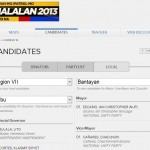 How to Search for Local Candidates in May 2013 Elections