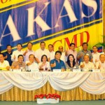 List of Senators Endorsed by Lakas: 4 UNA, 2 Team PNoy