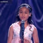 Arisxandra Libantino Reach Britain's Got Talent Finals (Video)