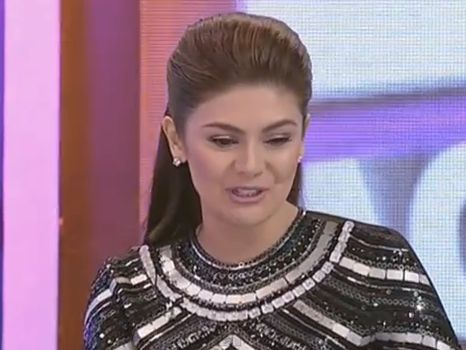 "Charlene Gonzales Emotional in ""The Buzz"" on Aga's Election Defeat (Video) - Charlene-Gonzales"