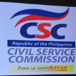 Civil Service Exam Results April 2013 CSE-PPT Passers
