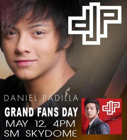 Daniel Padilla Grand Fans Day