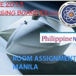 June 2013 Nursing Board Exam: Manila Room Assignment