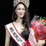Riza Santos to Compete in Miss Universe Canada 2013