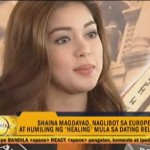 Shaina Magdayao Have Moved On From John Lloyd (Video)