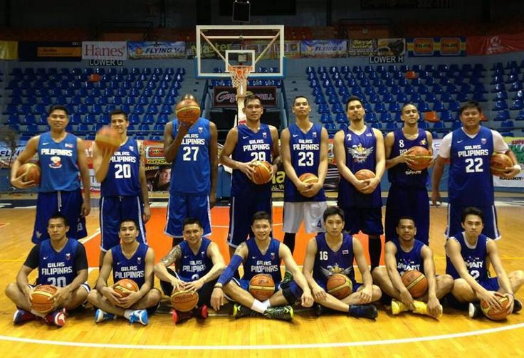 Philippines men's national basketball team