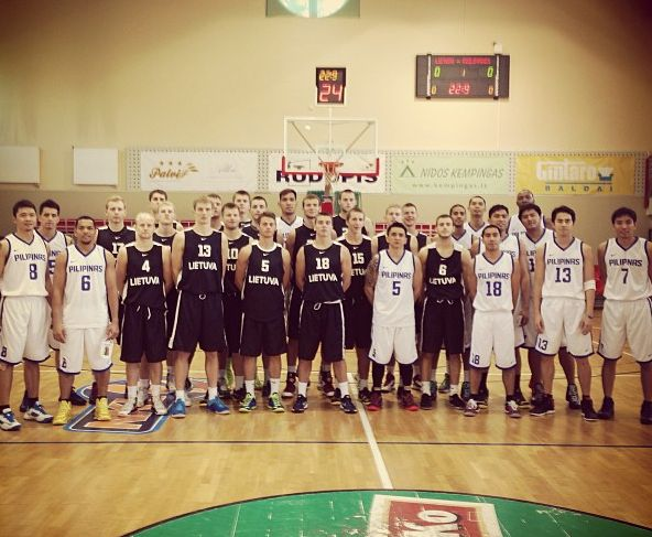 Uaap Mens Basketball Team Line Up Rosters Philippine News | Short News