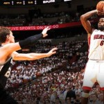 Miami Heat Defeated Spurs in Game 2 of the NBA Finals