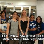 Michella Cazzola: James Yap Girlfriend Revealed (Photos)