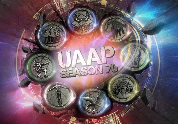 UAAP Season 76 Schedule of Games & Results