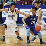 Ateneo Defeated Adamson Scored First UAAP Victory