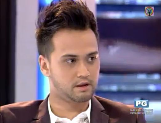 Billy Crawford The Buzz