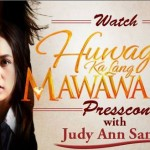 Juday Teleserye Huwag Ka Lang Mawawala Ratings Increased
