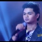 Japs Mendoza: The Voice PH Audition Video July 14