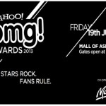 Yahoo! OMG! Awards 2013 Free Tickets