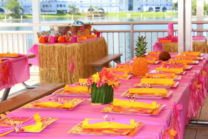 how to plan a debut party