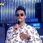 Billy Crawford Returns to It's Showtime (Video)