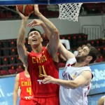 China Defeated Qatar Settles for Fifth in FIBA Asia 2013 (Highlights Video)