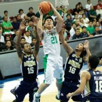 La Salle Defeated NU 57-55 Enters UAAP 76 Final Four