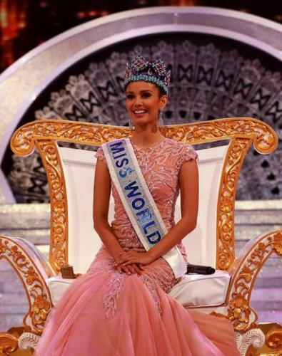 Miss World Megan Young