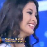 Mutya Datul Crowning Moment Video During Miss Supranational 2013