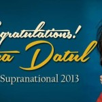 Mutya Johanna Datul Crowned as Miss Supranational 2013 Winner