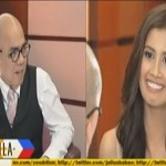 "Shamcey Supsup ""Bandila"" Interview Video Explains Lost of Wedding Ring"