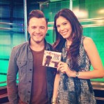Shane Filan of Westlife Visits Philippines for Everything to Me Tour (Photos)