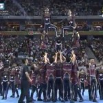 UP Pep Squad Performance Video in UAAP Cheer Dance Competition 2013 (Highlights)