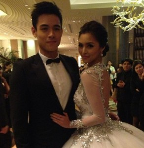 How Xian Lim Asked Kim Chiu To Be His Date In Star Magic Ball