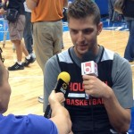 Chandler Parsons of Rockets Confirmed Dinner with KC Concepcion