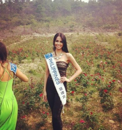 Cindy Miranda Miss Tourism Queen