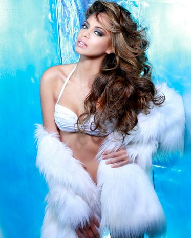 "Top Five ""Ice Princess"" in Miss Universe 2013 (Photos)"
