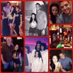 KC Concepcion Dinner Photos with Chandler Parsons Posted on Instagram