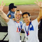 Philippines is FIFA's Highest Rank Team in Southeast Asia at 137