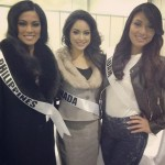 Alexis Scott of Guam Fourth Filipina Miss Universe Contestant