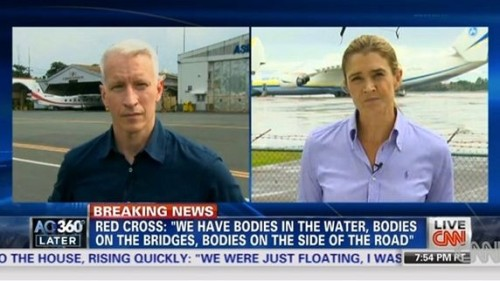Anderson Cooper Tacloban City